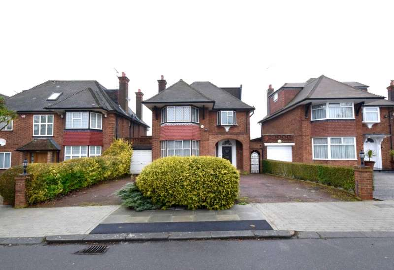 4 Bedrooms House for sale in Manor Hall Avenue, Hendon