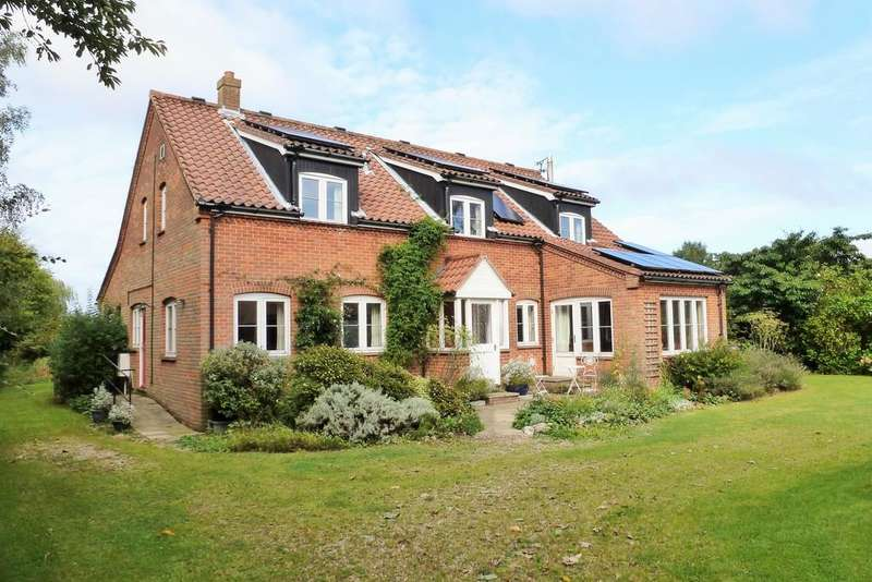 4 Bedrooms Detached House for sale in Chapel Road, Trunch