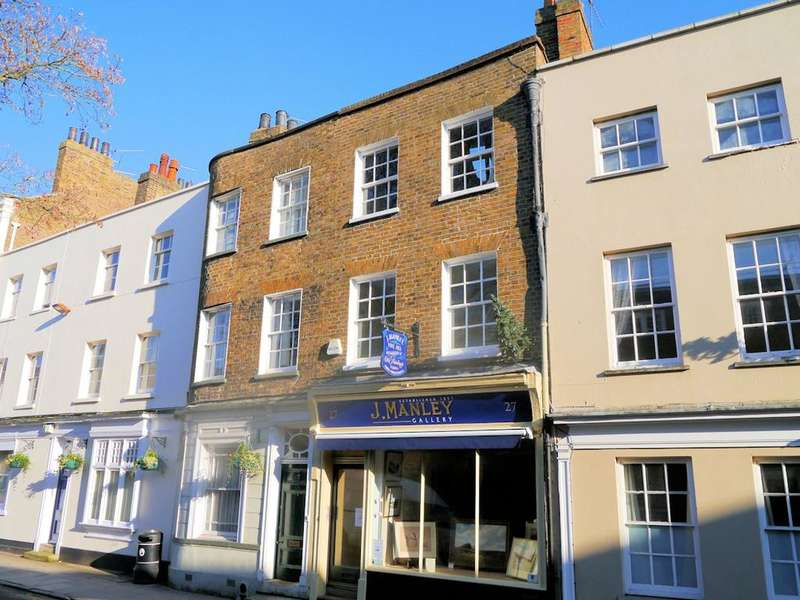1 Bedroom Maisonette Flat for sale in 27 High Street, Eton SL4