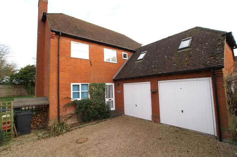5 Bedrooms Detached House for sale in Parsonage Hill, Bures CO8