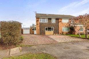 5 Bedrooms Semi Detached House for sale in Beverley Crescent, Tonbridge, Kent, .