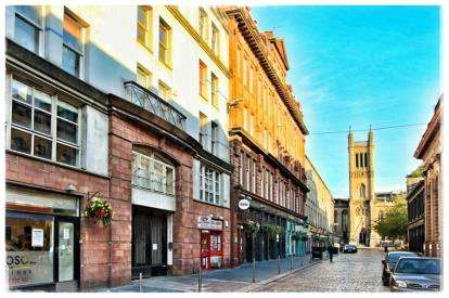 1 Bedroom Flat for sale in Candleriggs, Merchant City, Glasgow