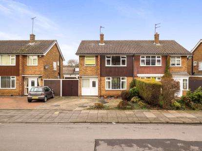 3 Bedrooms Semi Detached House for sale in Blenheim Drive, Beeston, Nottingham, .