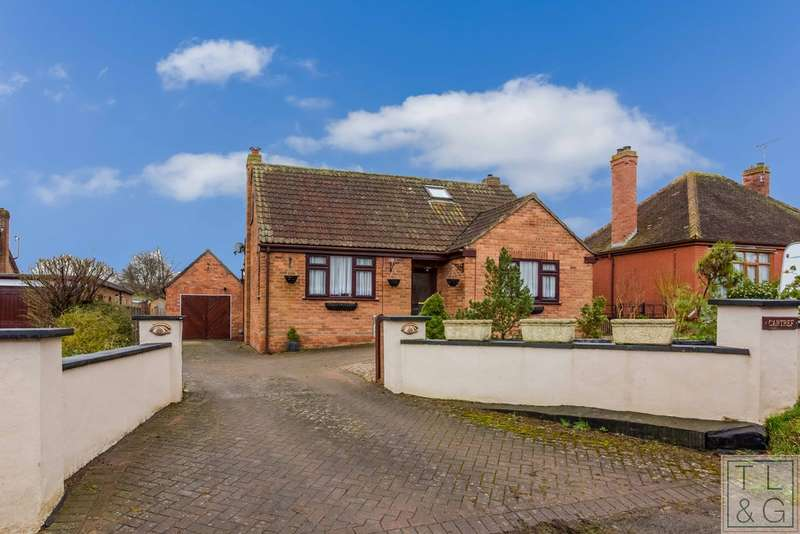 4 Bedrooms Detached Bungalow for sale in School Lane, Middle Littleton