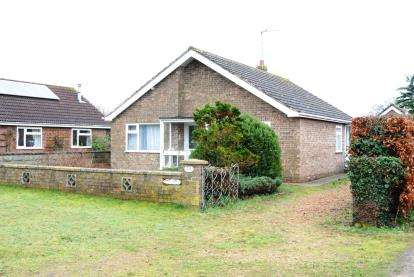 3 Bedrooms Bungalow for sale in Pott Row, King's Lynn, Norfolk