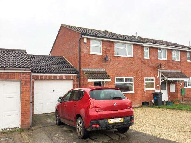 3 Bedrooms End Of Terrace House for sale in Somerville Way, Bridgwater TA6