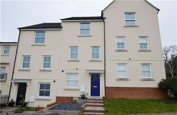 4 Bedrooms Terraced House for sale in Clearwell Gardens, CHELTENHAM, Gloucestershire, GL52 5GH
