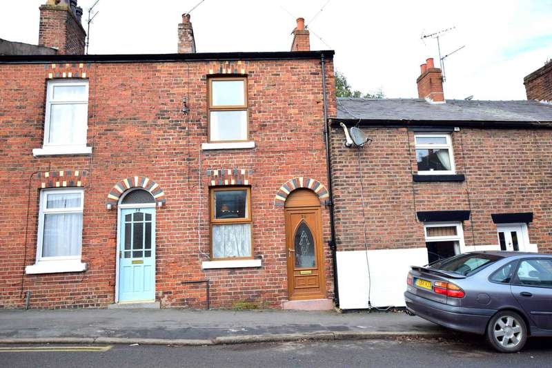 2 Bedrooms Terraced House for sale in Moor Street, Kirkham