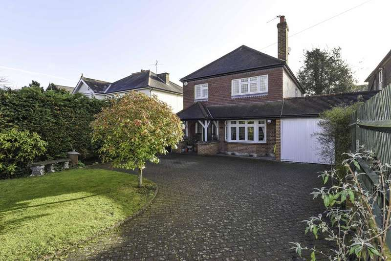 5 Bedrooms Detached House for sale in Terrace Road, WALTON ON THAMES kt12