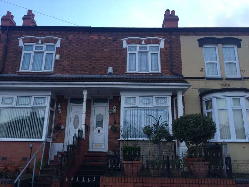 3 Bedrooms Terraced House for sale in Warren Road, Washwood Heath, Birmingham B8