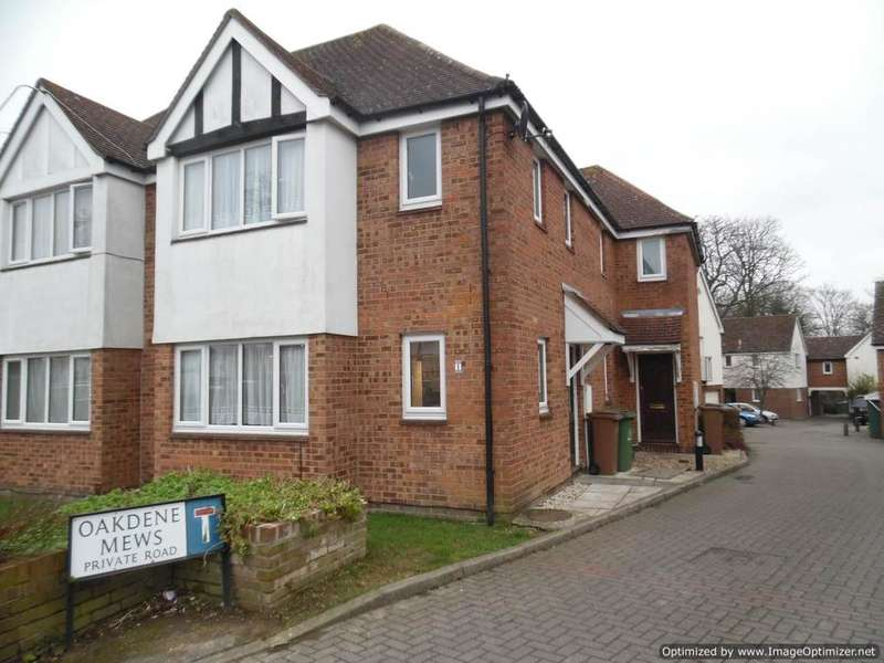 1 Bedroom Terraced House for sale in Oakdene Mews, Sutton SM3