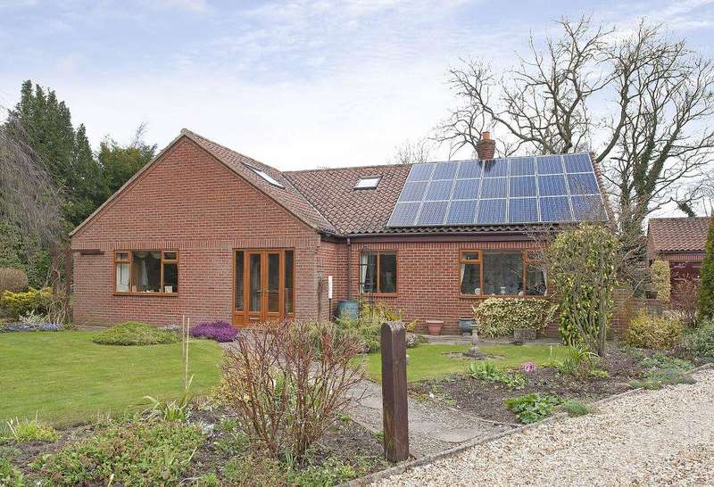 5 Bedrooms Detached Bungalow for sale in Felbridge, Normanby, Sinnington, YO62 6RH