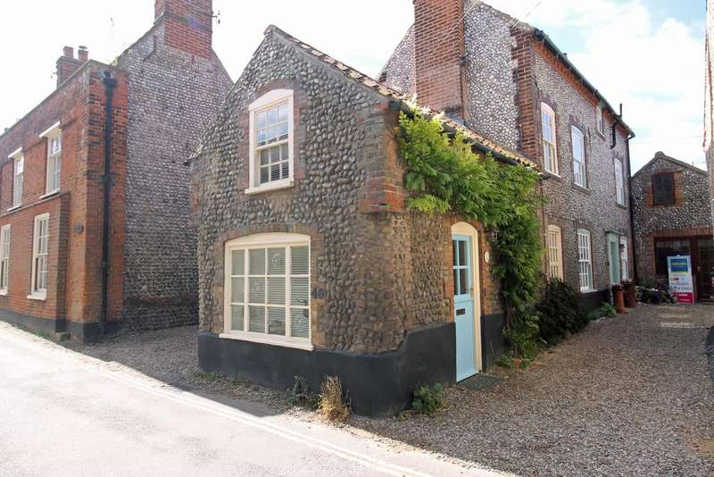 1 Bedroom Cottage House for sale in High Street, Blakeney NR25