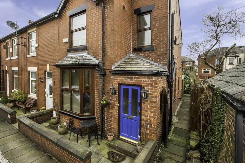 3 Bedrooms End Of Terrace House for sale in Brown Street, Littleborough, OL15 8BW