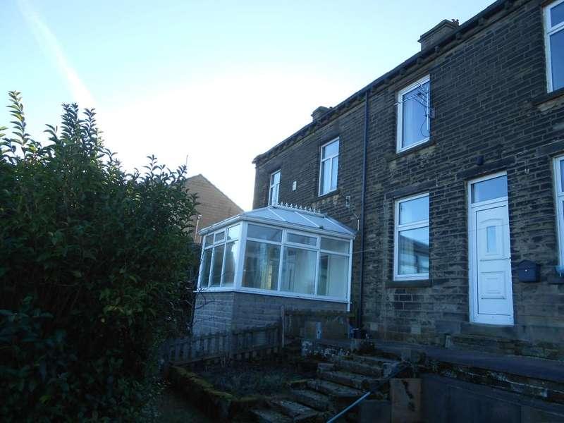 2 Bedrooms Semi Detached House for sale in Hillcrest Road, Denholme BD13