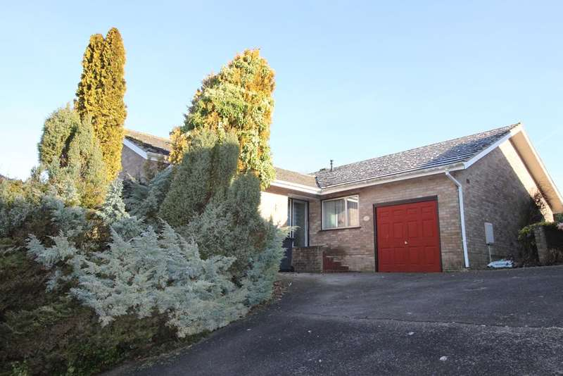 4 Bedrooms Detached Bungalow for sale in winchester street, overton rg25
