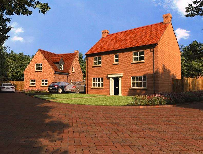 4 Bedrooms Detached House for sale in LACEBY DN37