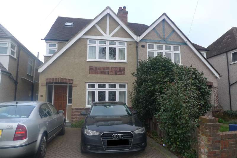 4 Bedrooms Semi Detached House for sale in Rydal Gardens, Whitton TW3