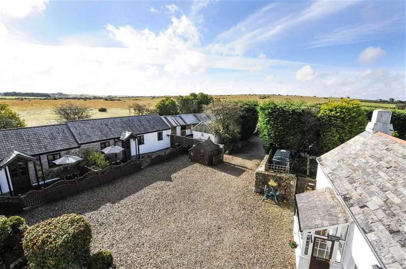 11 Bedrooms Detached House for sale in St. Breward, Bodmin, Cornwall, PL30