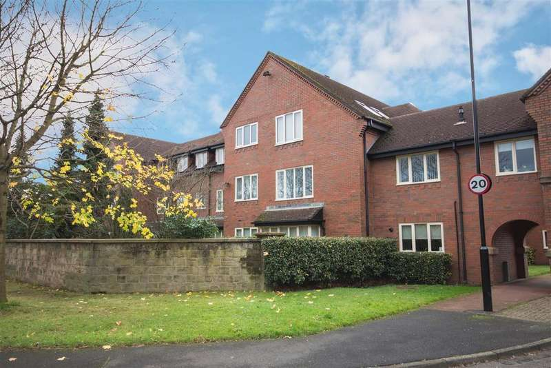 2 Bedrooms Apartment Flat for sale in 9 Greystoke Park, Gosforth, Newcastle upon Tyne NE3