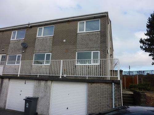 2 Bedrooms Apartment Flat for sale in Primrose Court, Morecambe LA4