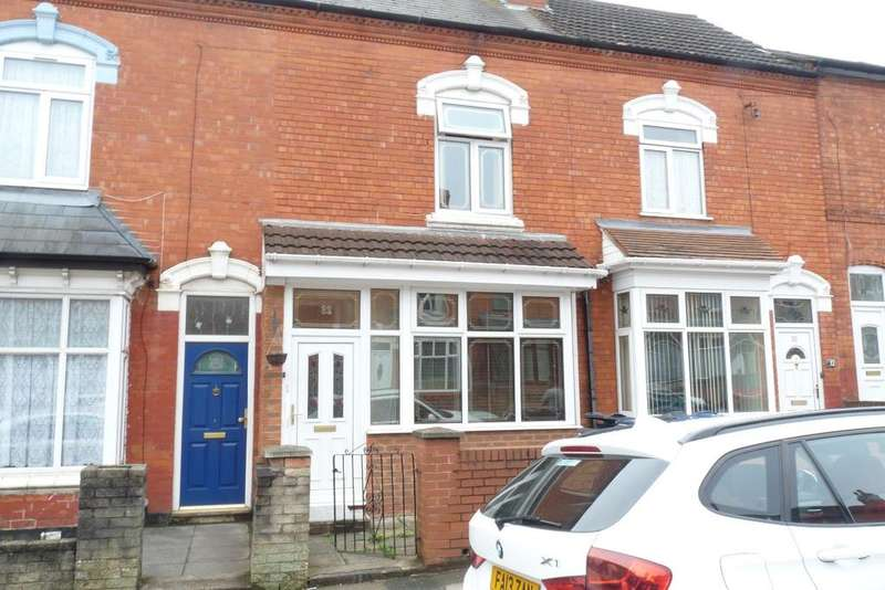 3 Bedrooms Terraced House for sale in EVELYN ROAD