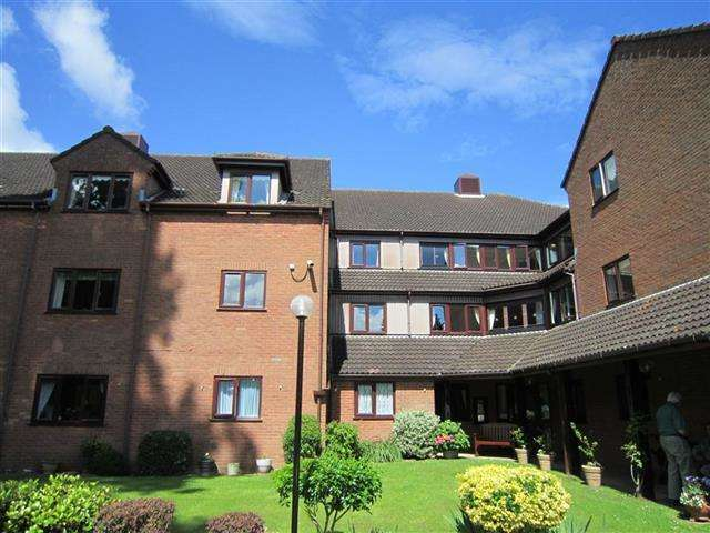 2 Bedrooms Flat for sale in Priory Court, Wellington TA21