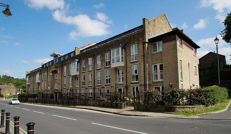 1 Bedroom Retirement Property for sale in Warburton Court, Uppermill, Oldham OL3