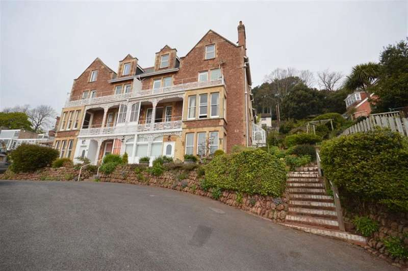 3 Bedrooms Apartment Flat for sale in Mount Royal, Weirfield Road, Minehead TA24