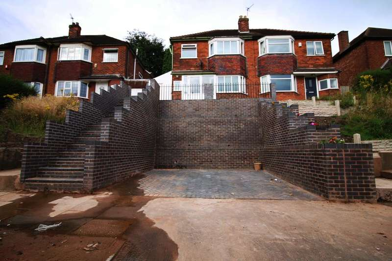 3 Bedrooms Semi Detached House for sale in Greenridge Road, Handsworth Wood, B20 1JP