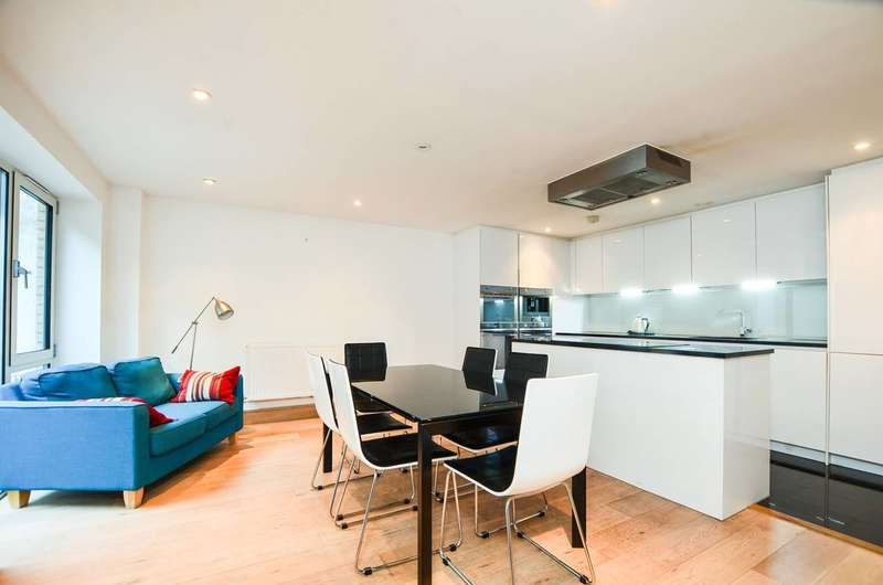 3 Bedrooms House for sale in Printers Road, Stockwell, SW9