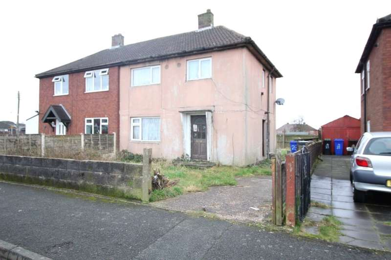 3 Bedrooms Semi Detached House for sale in Cross Street, Weston Coyney, Stoke-On-Trent, ST3