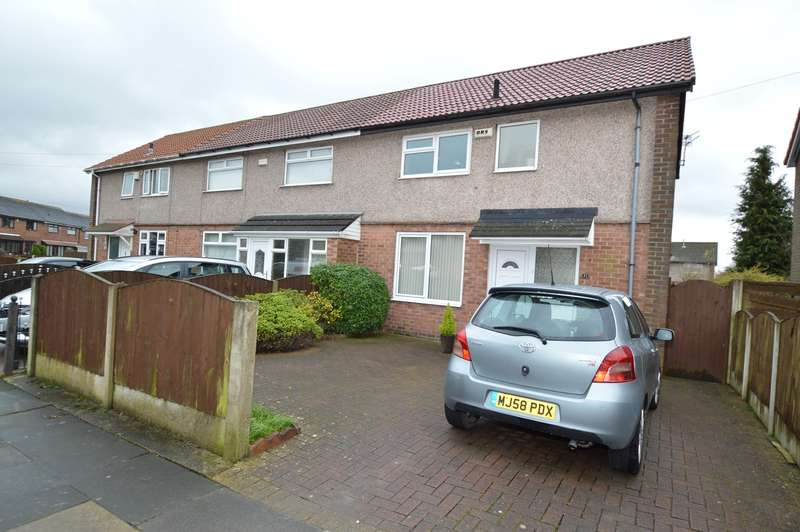 2 Bedrooms End Of Terrace House for sale in Douglas Close, Whitefield, Manchester, M45