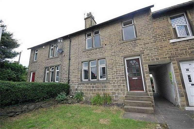 3 Bedrooms Terraced House for sale in Blackmoorfoot Road, Crosland Moor, HUDDERSFIELD, West Yorkshire