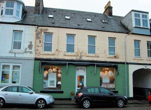 4 Bedrooms Flat for sale in 7 Union Street, Lochgilphead, PA31 8JS