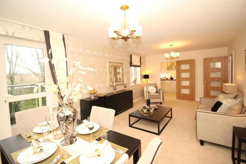 2 Bedrooms Flat for sale in Broadfield Court, Park View Road, Prestwich, M25