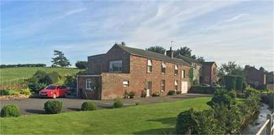 4 Bedrooms Detached House for sale in Beck House, Cumwhitton, Carlisle, Cumbria
