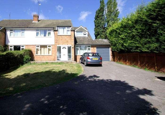 4 Bedrooms Semi Detached House for sale in Vivien Close, COOKHAM, SL6