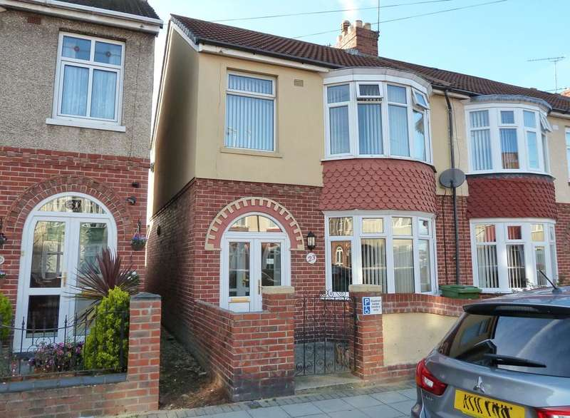 3 Bedrooms House for sale in Copnor, Portsmouth