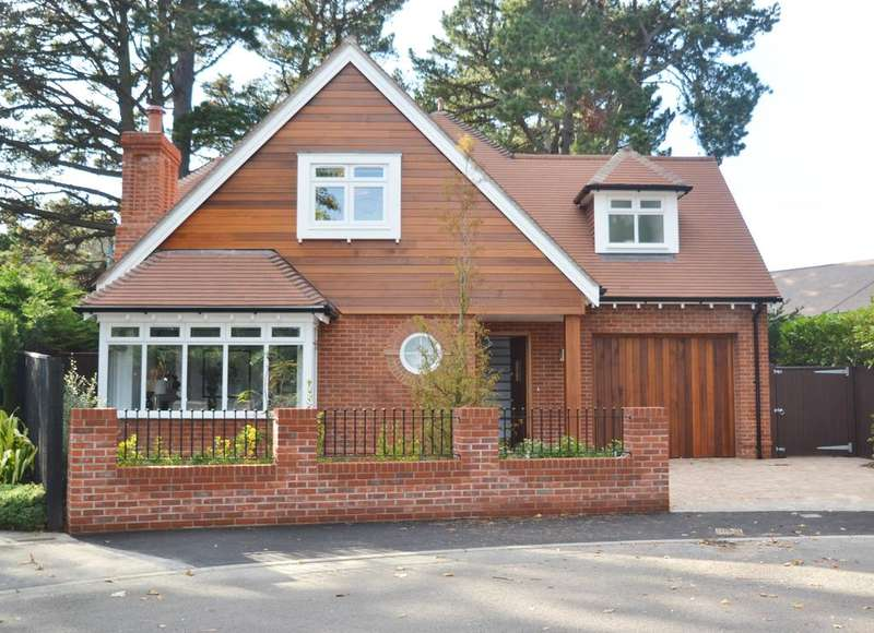 3 Bedrooms Detached House for sale in 8 Haig Avenue, Canford Cliffs, Poole BH13