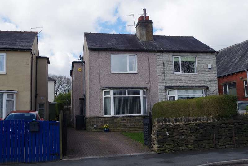 3 Bedrooms Semi Detached House for sale in Lee Mount Road, Halifax HX3