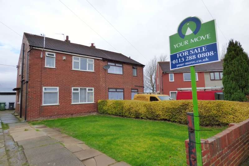 2 Bedrooms Semi Detached House for sale in St. Georges Avenue, Rothwell, Leeds, LS26