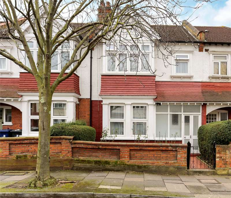3 Bedrooms Terraced House for sale in Camborne Avenue, Ealing, W13