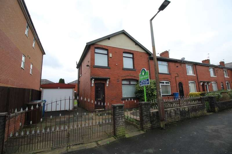 3 Bedrooms Semi Detached House for sale in Glenboro Avenue, Bury, BL8