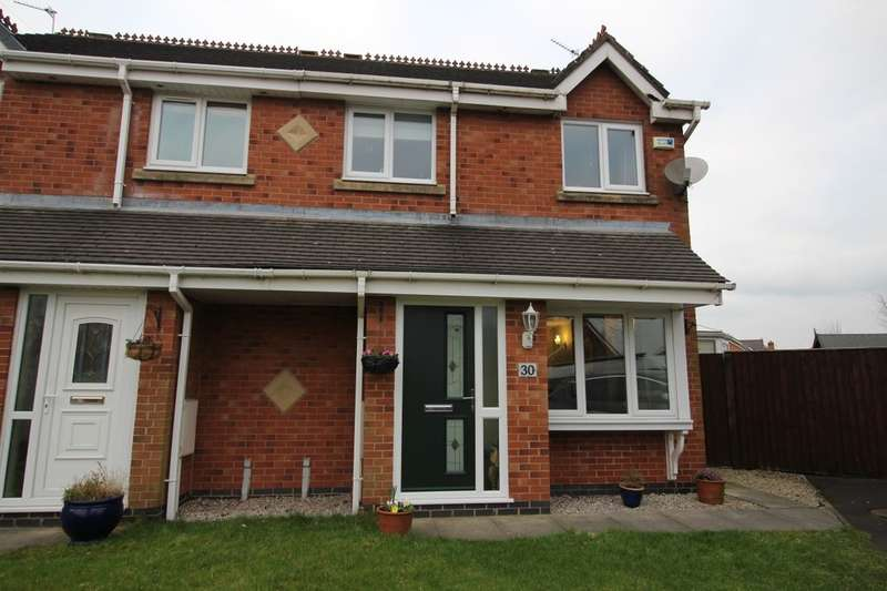 3 Bedrooms Semi Detached House for sale in Rye Gardens, Blackburn, BB2