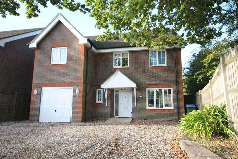 6 Bedrooms Detached House for sale in Peters Road, Locks Heath SO31