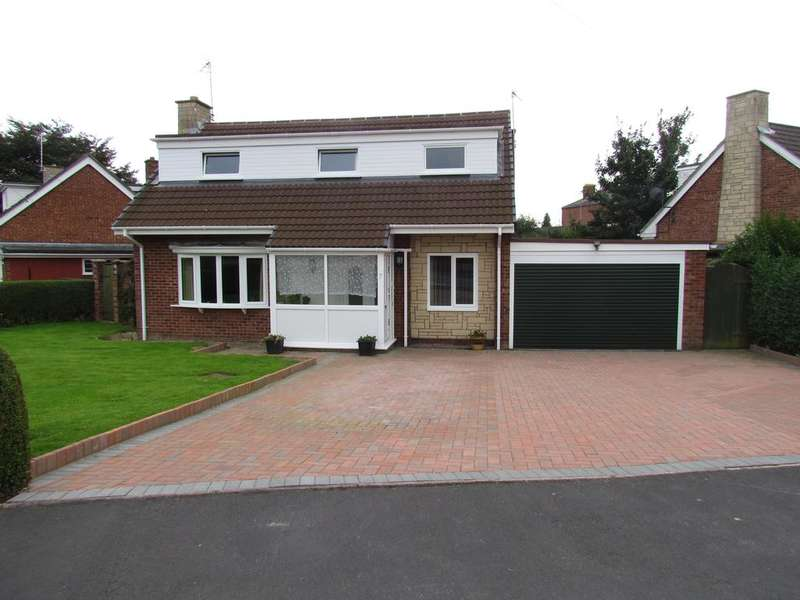 4 Bedrooms Detached House for sale in Wilfred Owen Road, Oswestry SY11