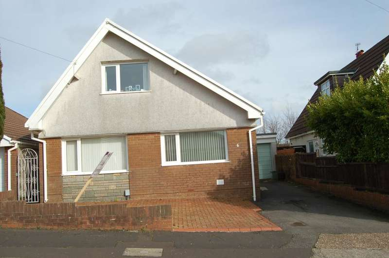 3 Bedrooms Detached Bungalow for sale in Twyni Teg, Killay, Swansea SA2