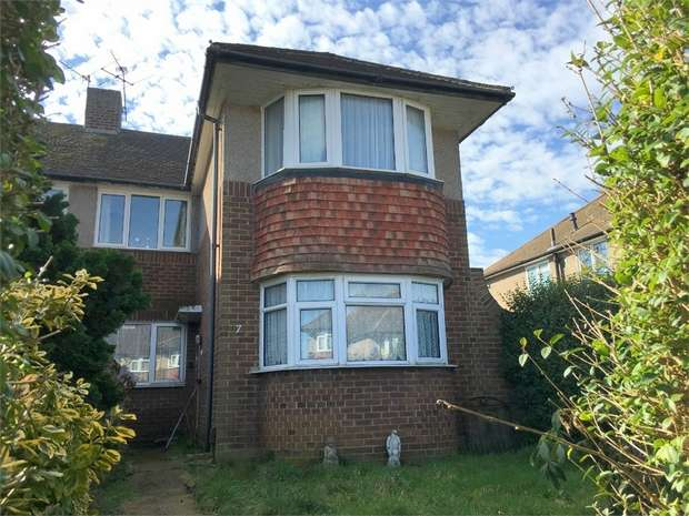 2 Bedrooms Maisonette Flat for sale in Stanton Close, West Ewell