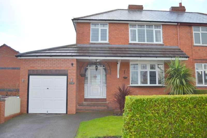 3 Bedrooms Semi Detached House for sale in Kettles Bank Road, Gornal, DY3